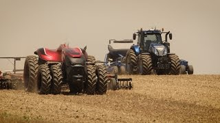 The CNH Industrial Autonomous Tractor Concept (ITALIANO)