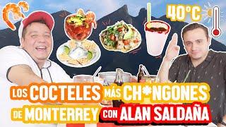 COCTELES GABINO Y ALAN SALDAÑA - ÑAMÑAM (Episodio 88)