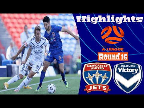 Newcastle Jets Melbourne Victory Goals And Highlights