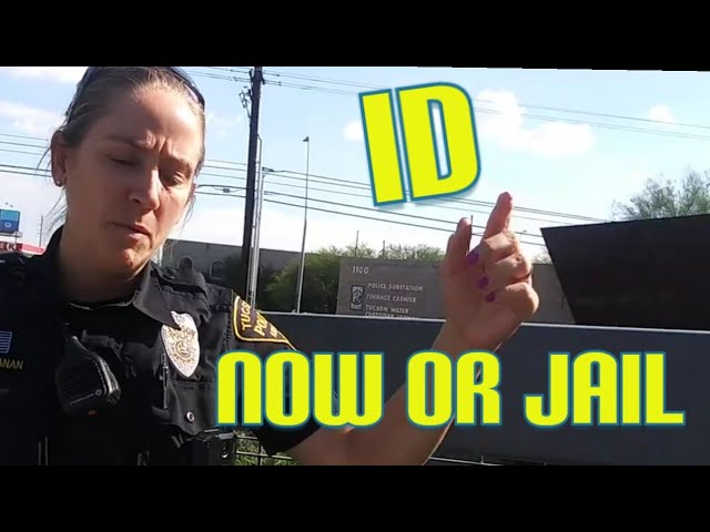 Cop doesn't know the law man refused to Id 1st amendment audit fail!!