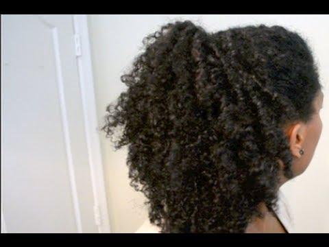 "create-illusion-of-a-longer-voluminous-ponytail-""natural-hair"""