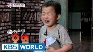 Triplets' House - Doing an errand is difficult (Ep.86 | 2015.07.19)