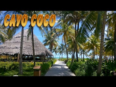 Cayo Coco travel documentary video