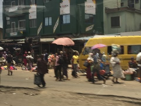 Suffering or Smiling in Lagos, Nigeria Part 1