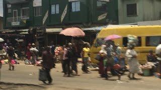 Suffering or Smiling in Lagos, Nigeria Part 1