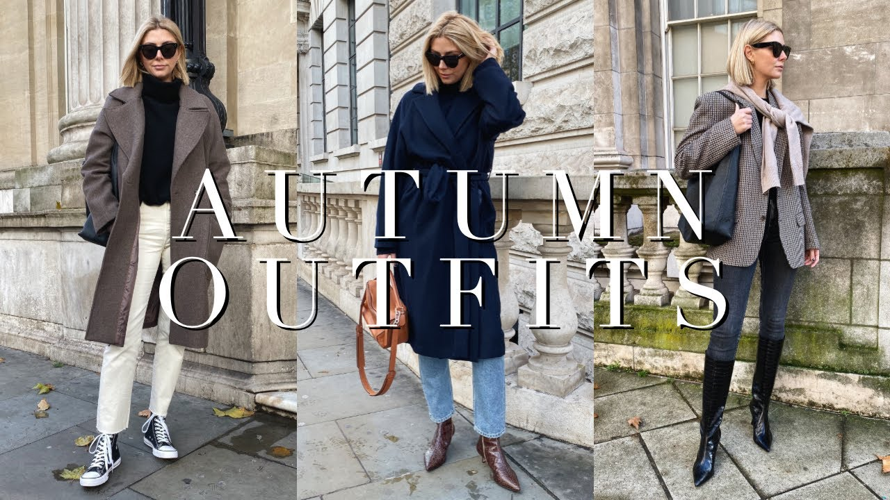 [VIDEO] - 5 Autumn Outfits To Wear Now 2