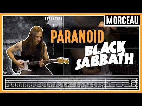 Cours de Guitare : Apprendre Paranoid de Black Sabbath