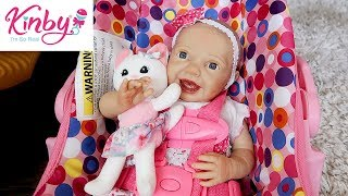 Unboxing Reborn Baby Doll from Kinby | New Play Dolls from Bountiful Baby and ROSE