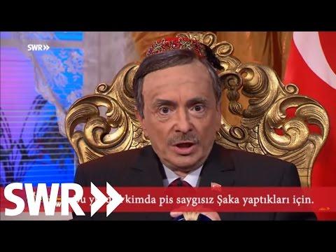 Erdoğan verklagt Mathias Richling Show   Die Mathias Richling Show