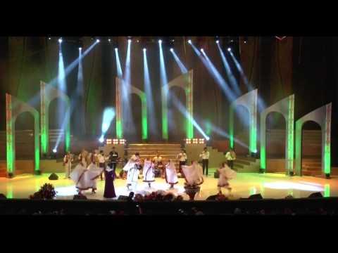Нигина Амонкулова & Шухрат Сайнаков - Даргилум 2013 LIVE HD