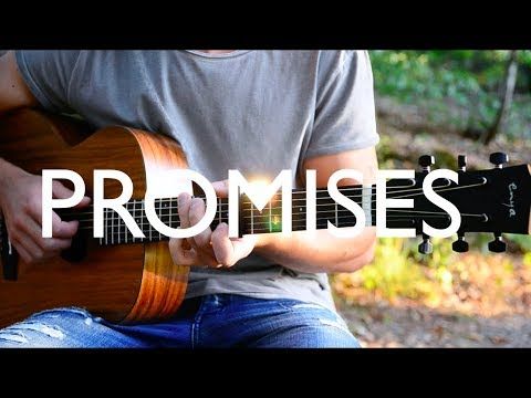 Calvin Harris Promises with Sam Smith - Fingerstyle Guitar Cover