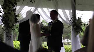 Sarah and Cameron's Wedding Ceremony & Reception