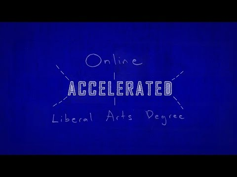 Fast Track Online Liberal Arts Degree