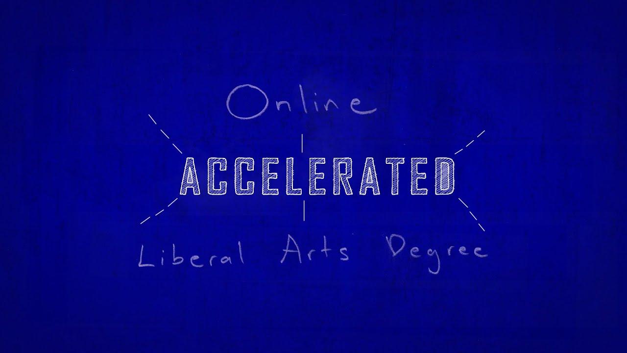 Fast Track Online Liberal Arts Degree