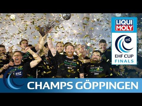 ¡Göppingen campeón de la EHF CUP!