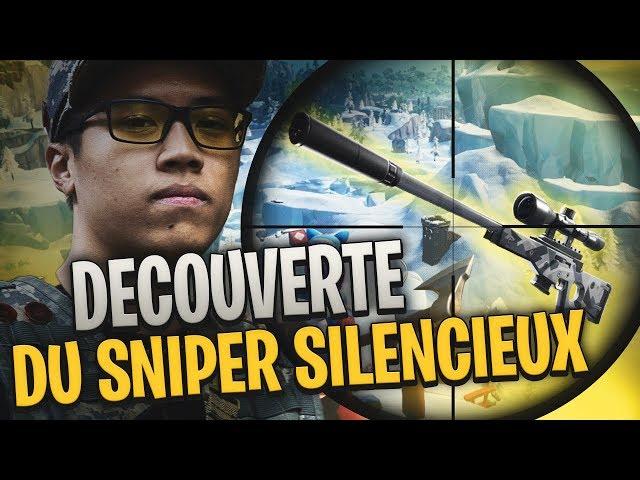 DECOUVERTE NOUVELLE ARME: LE SNIPER SILENCIEUX