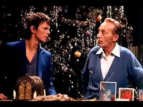 Bing Crosby and David Bowie - The Little Drummer Boy/Peace on Earth