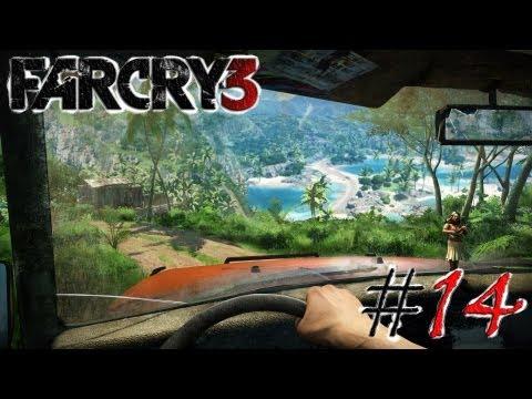 Смотреть прохождение игры Far Cry 3. Серия 14 - Корм для варанов.