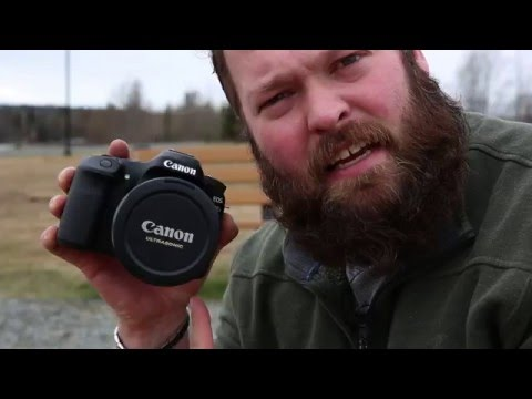 Canon 80d Has Some AWESOME Features!