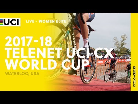 2017-18 Telenet UCI Cyclo-cross World Cup – Waterloo, USA -