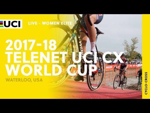 2017-18 Telenet UCI Cyclo-cross World Cup – Waterloo, USA - Women Elite