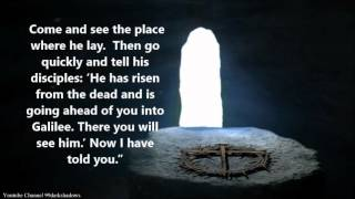 Video Jesus is Risen - Happy Easter download MP3, 3GP, MP4, WEBM, AVI, FLV Agustus 2018