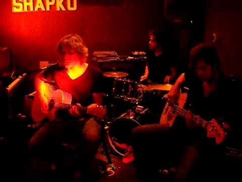 Use Somebody - By Jake Hall & Band - Shapko Jazz Bar Nice, FRance