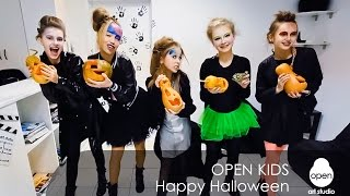 OPEN KIDS: Happy Halloween!