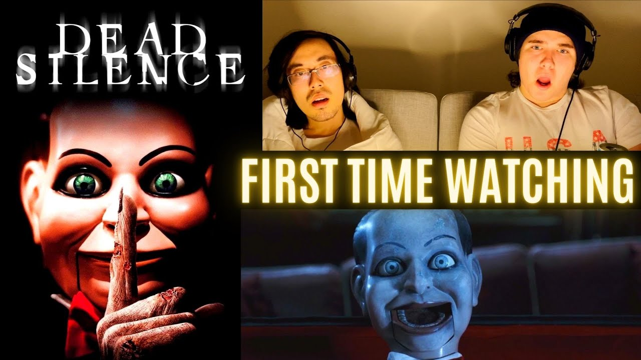 Download FIRST TIME WATCHING: Dead Silence...stop with the creepy DOLLS!!!