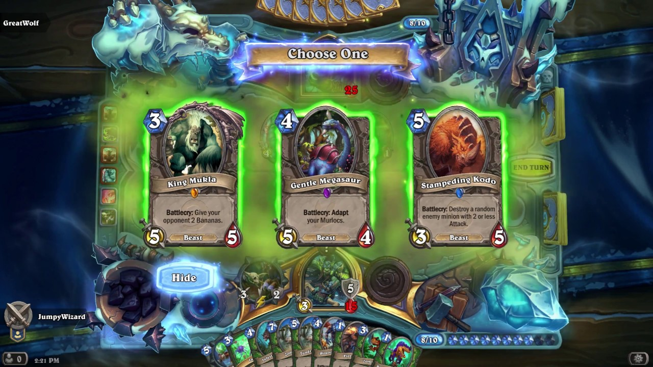Frozen Throne Guide Decks Missions Cards And More