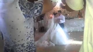 Погибли жених и невеста...