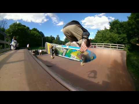 Marius Ripe Lemoen - What School
