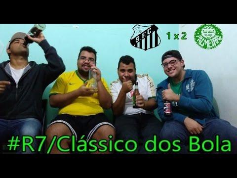 Estaduais - #R7 / Clássico dos Bola (SAN 1 x 2 PAL)