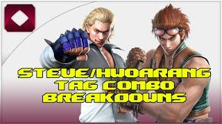 Tag Combo Breakdowns: Steve/Hwoarang [TTT2]