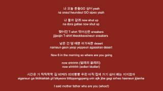 G-DRAGON - MICHIGO (미치GO) Lyrics Han.Rom Mp3