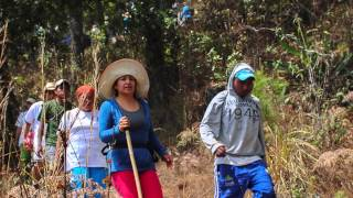 XV Caminata de Fe Tlaxiaco Juquila