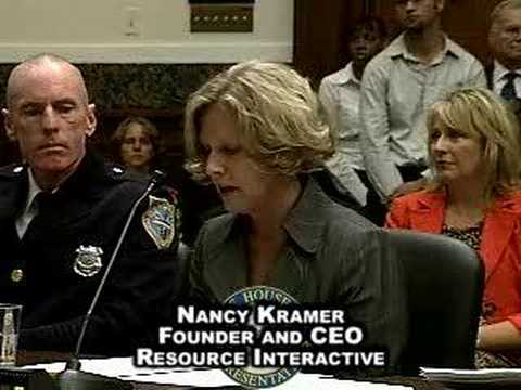 Employment Non Discrimination Act Hearing: Nancy Kramer
