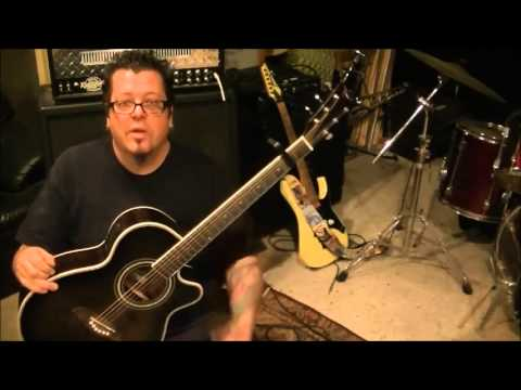 Brad Paisley - Beat This Summer - Acoustic Guitar Lesson by Mike Gross