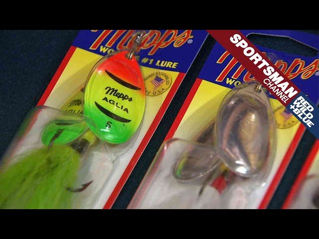 History of Mepps Fishing Lures