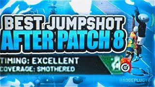 NBA2K19 BEST JUMPSHOTS AFTER PATCH 8! BEST JUMPSHOT FOR EVERY ARCHETYPE IN NBA 2K19