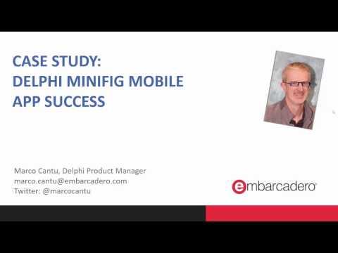 CaseStudy: Delphi Minifig Mobile App Success