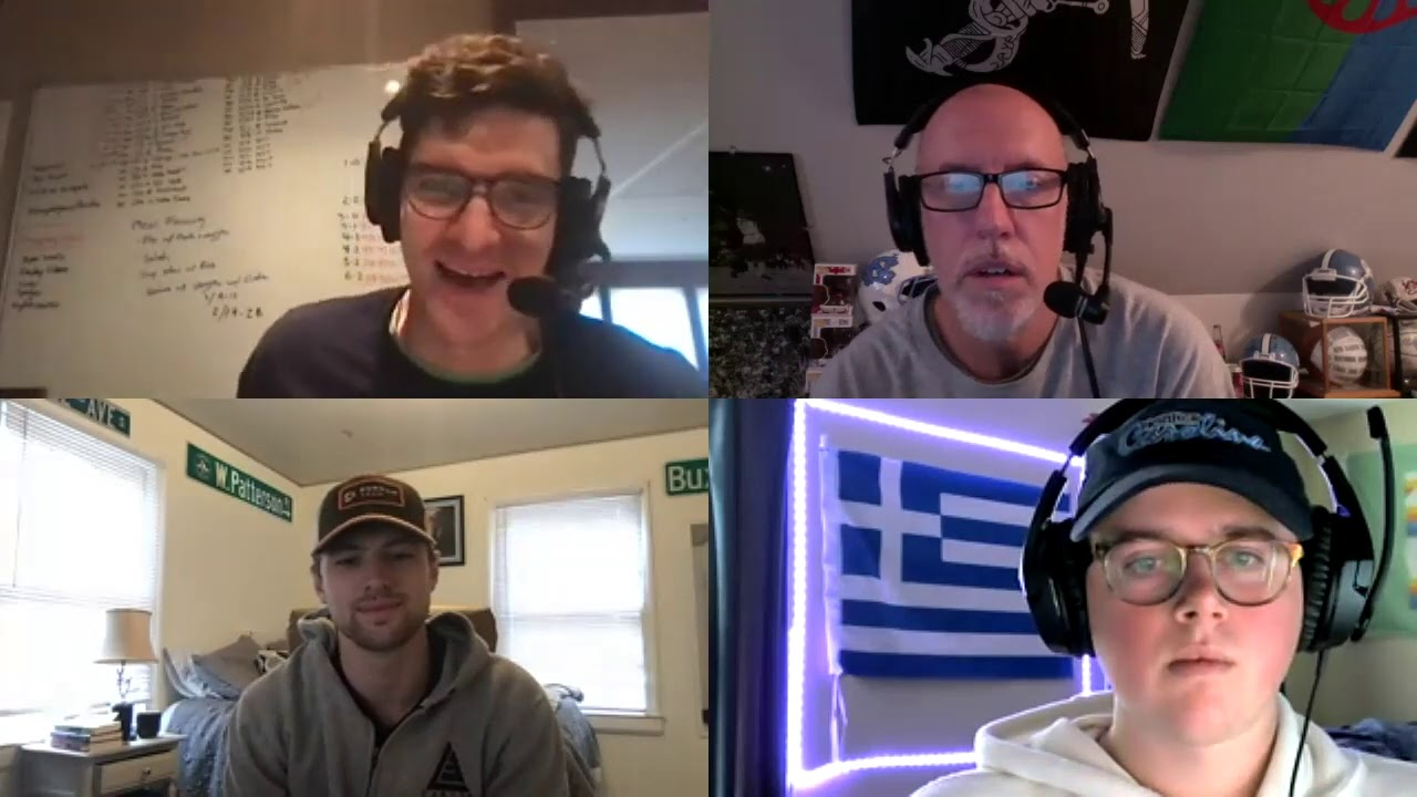Video: On The Beat Podcast - Line Up Shuffle Ahead For UNC Basketball?