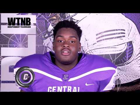 Chattanooga Central Pounders (Football 2017)