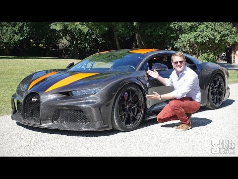 THIS is the Bugatti Chiron Super Sport 300+ That Broke 300mph!