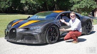 THIS is the Bugatti Chiron Super Sport 300+ That Broke 300mph!
