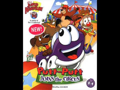 Putt-Putt Joins the Circus Music: Under the Big Top