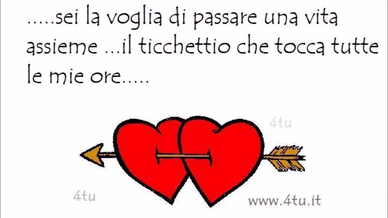 Frasi D Amore Sei La Mia Vita.Frasi Tumbrl E Immagini D Amore Quello Che Sei Per Me