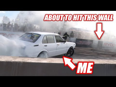 I Nearly WRECKED a $100,000 Burnout Car! It Was INSANE!!