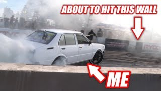 Download I Nearly WRECKED a $100,000 Burnout Car! It Was INSANE!! Mp3 and Videos