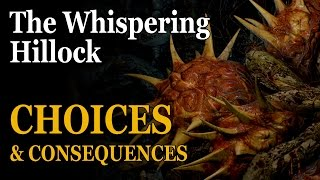 [Witcher 3] The Whispering Hillock - Choices - Consequences (SPOILERS)